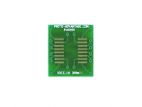 SOIC-16 to DIP-16 SMT Adapter (1.27 mm pitch, 300 mil body)