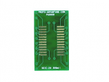 SOIC-24 to DIP-24 SMT Adapter (1.27 mm pitch, 300 mil body)
