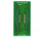 SSOP-38 to DIP-38 SMT Adapter (0.65 mm pitch)