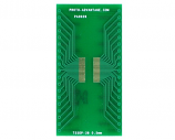 TSSOP-38 to DIP-38 SMT Adapter (0.5 mm pitch)
