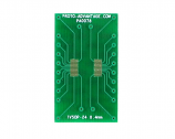 TVSOP-24 to DIP-24 SMT Adapter (0.4 mm pitch)