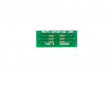 TSOC-6 to DIP-6 SMT Adapter (1.27 mm / 50 mil pitch)