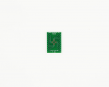 LLP-20 to DIP-20 SMT Adapter (0.4 mm pitch, 3 x 2.5 mm body)