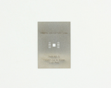 TSSOP-14-Exp-Pad (0.65 mm pitch) Stainless Steel Stencil