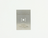 TSSOP-20-Exp-Pad (0.65 mm pitch) Stainless Steel Stencil