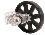 Heavy Duty Wheel - 6""