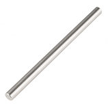 "Shaft - Solid (Stainless; 1/4""D x 4""L)"
