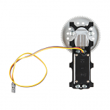 Channel Mount Gearbox Kit - 360° Rotation (3:1 Ratio)