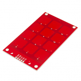 Capacitive Touch Keypad - MPR121