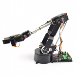 Lynxmotion AL5D 4DOF Robotic Arm SSC-32U Combo Kit (No Software)