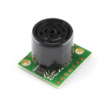 Ultrasonic Range Finder - Maxbotix LV-EZ1