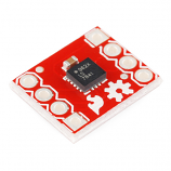 Triple Axis Accelerometer Breakout - ADXL362