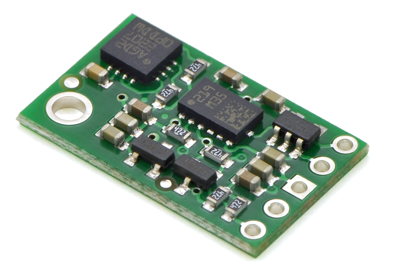MinIMU-9 v2 Gyro, Accelerometer, and Compass (L3GD20 and LSM303DLHC Carrier)