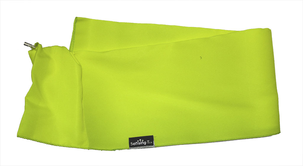 Fiber Optic Fabric - Yellow (33x75 cm)