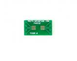 TSSOP-8 to DIP-8 SMT Adapter (0.65 mm pitch)