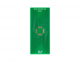 TQFP-48 to DIP-48 SMT Adapter (0.5 mm pitch, 7 x 7 mm body)