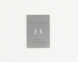 TSSOP-16 (0.65 mm pitch) Stainless Steel Stencil