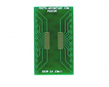 QSOP-24 to DIP-24 SMT Adapter (0.635 mm / 25 mil pitch)
