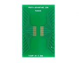 TSSOP-30 to DIP-30 SMT Adapter (0.5 mm pitch)