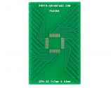 QFN-32 to DIP-32 SMT Adapter (0.65 mm pitch, 7 x 7 mm body)