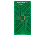 QFN-40 to DIP-40 SMT Adapter (0.5 mm pitch, 7 x 5 mm body)