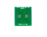 TVSOP-16 to DIP-16 SMT Adapter (0.4 mm pitch)