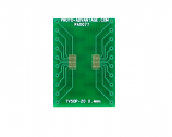 TVSOP-20 to DIP-20 SMT Adapter (0.4 mm pitch)