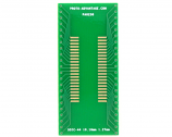 SOIC-44 to DIP-44 SMT Adapter (1.27 mm pitch, 10.16 mm body)