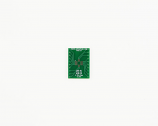 UCSP-20 to DIP-20 SMT Adapter (0.5 mm pitch, 3.5 x 3.5 mm body)