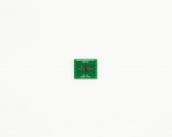 LLP-12 to DIP-12 SMT Adapter (0.4 mm pitch, 3 x 3 mm body)