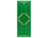 TQFP-52 to DIP-52 SMT Adapter (1.0 mm pitch, 14 x 14 mm body)