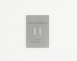TSSOP-24 (0.65 mm pitch) Stainless Steel Stencil