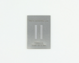 TSSOP-56 (0.5 mm pitch) Stainless Steel Stencil