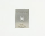 TSSOP-28-Exp-Pad (0.65 mm pitch) Stainless Steel Stencil