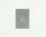 QFN-24-THIN (0.5 mm pitch, 4 x 4 mm body) Steel Stencil