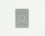 QFN-56 (0.5 mm pitch, 8 x 8 mm body) Stainless Steel Stencil