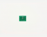 QFN-12 to DIP-16 SMT Adapter (0.5 mm pitch, 3 x 3 mm body, 1.7 x 1.7 mm pad)