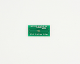 DFN-5 to DIP-10 SMT Adapter (0.65 mm pitch, 2.0 x 2.1 mm body)