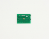DFN-10 to DIP-14 SMT Adapter (0.5 mm pitch, 3.0 x 3.0 mm body)
