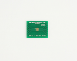 DFN-12 to DIP-16 SMT Adapter (0.5 mm pitch, 4.0 x 3.0 mm body)