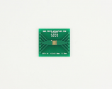 DFN-14 to DIP-18 SMT Adapter (0.5 mm pitch, 4.0 x 3.0 mm body)