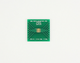 DFN-16 to DIP-20 SMT Adapter (0.5 mm pitch, 5.0 x 4.0 mm body)