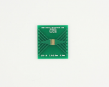 DFN-18 to DIP-22 SMT Adapter (0.5 mm pitch, 5.0 x 3.0 mm body)