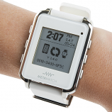MetaWatch FRAME - White