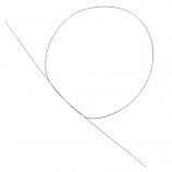 "Muscle Wire - 0.012"" Diameter (1 foot)"