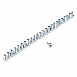 "Machine Screw - Socket Head (6-32 ; 1/4""; 25 pack)"
