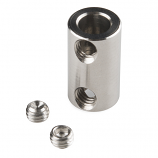 "Shaft Coupler - 1/4"" to 4mm"
