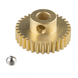 "Gear - Pinion Gear (32T; 0.25"" Bore)"