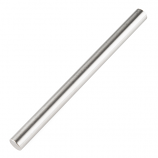 "Shaft - Solid (Stainless; 3/8""D x 5""L)"