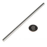 "Shaft - D-Shaft (Stainless; 1/4""D x 7.00""L)"